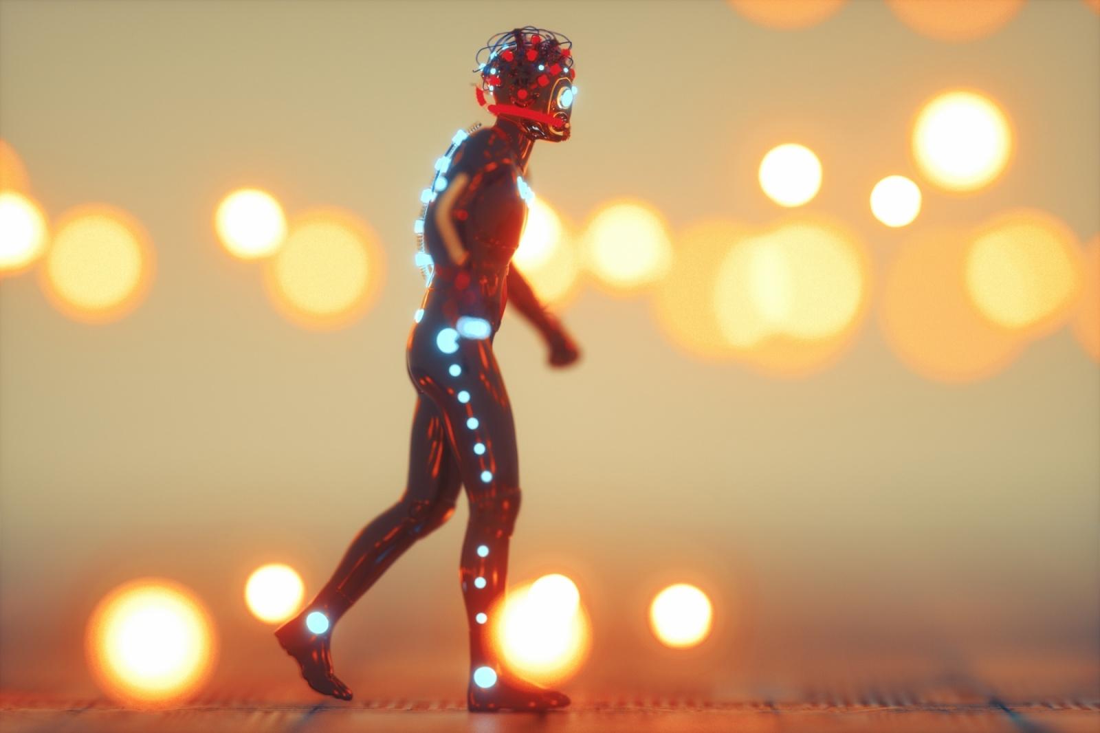 3V Cyborg