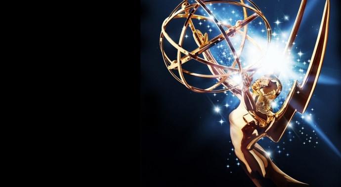Emmy Award Statue drawing